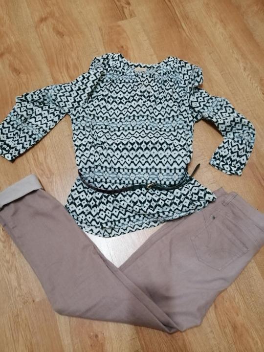 Блузка-туника CORLEY