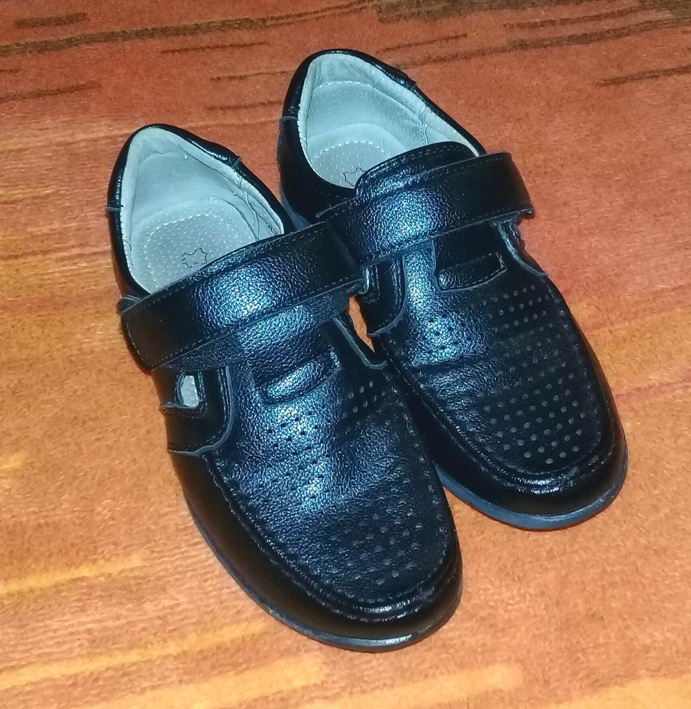 Классичесчкие туфли для мальчика