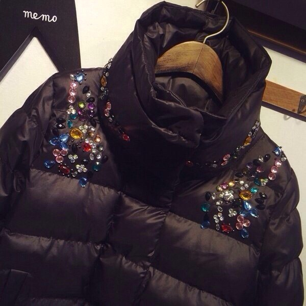 Куртка с камнями patrizia pepe кензо в москве