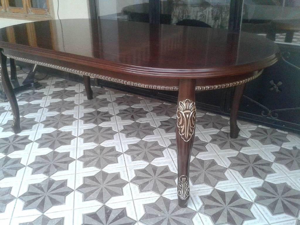 Обеденные столы на заказ