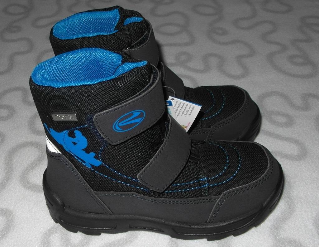 Новые ботинки Richter, еврозима, 27 размер
