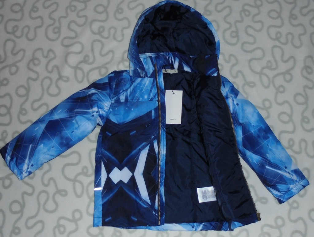 Новая куртка Name It, 110-116 см