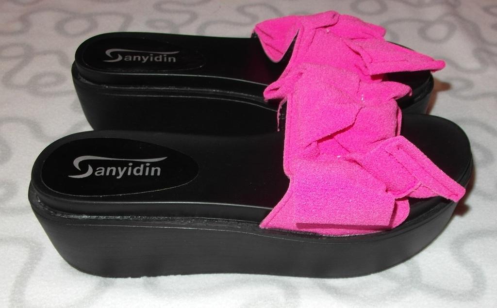 Новые сабо на платформе Sanyidin, 38,5-39 размер