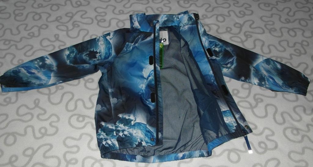 Новая куртка Molo Waiton, 122-128 см
