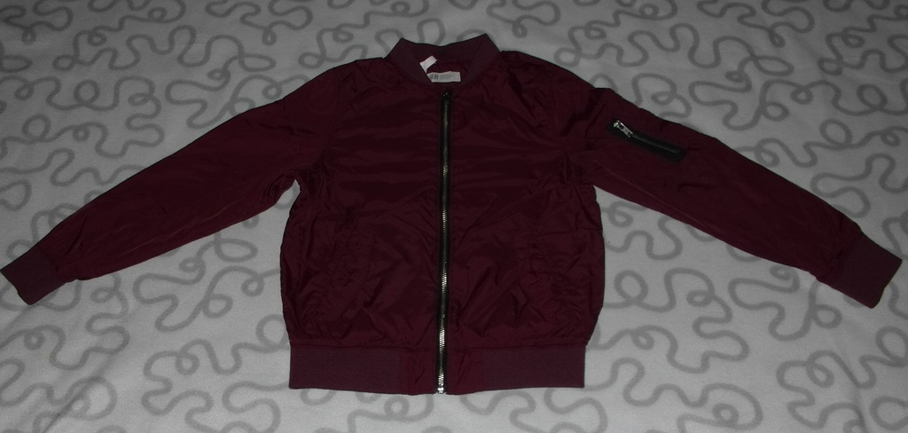 Куртка H&M, 128-134 см
