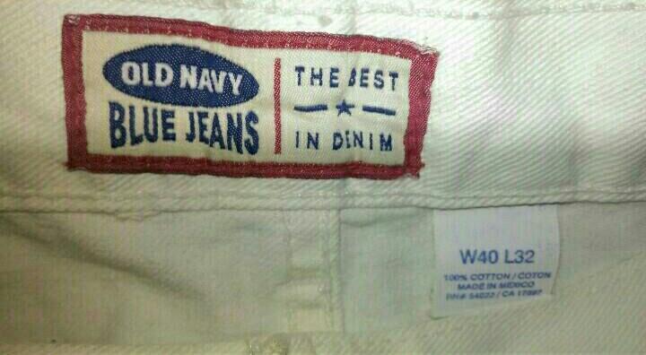Мужские джинсы Old Navy, 40/32