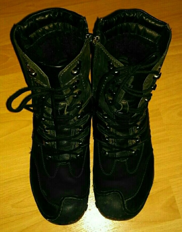 Ботинки M-shoes, p.40