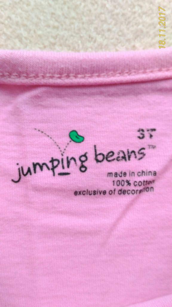 Футболка Jumping beans, p.3T