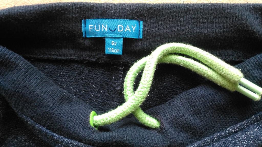 Спортивные штаны Fun day, р.116
