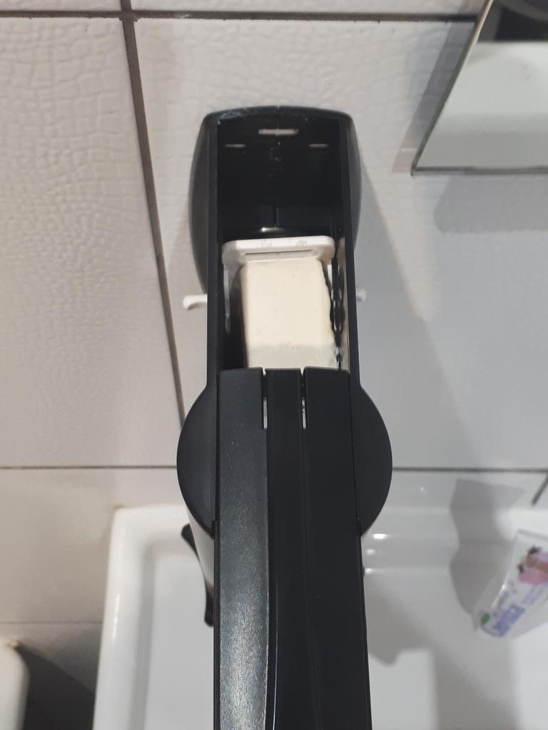 Дозатор сухого мыла