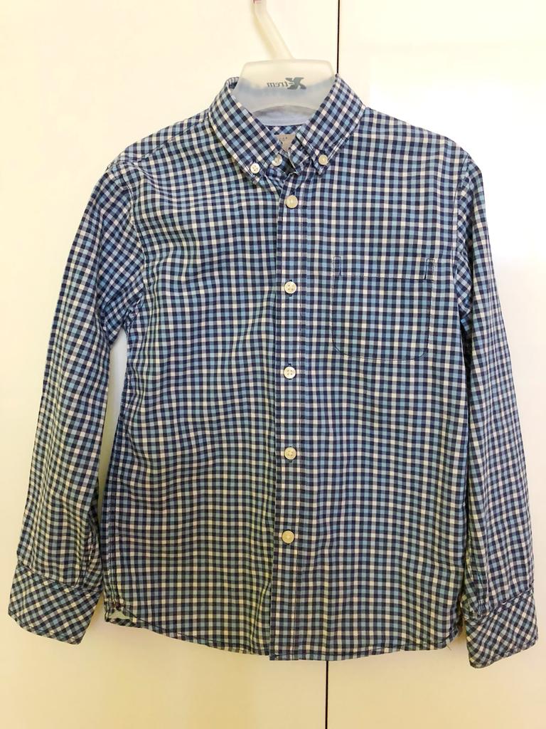 Рубашка для мальчика «H&M» (р.134)