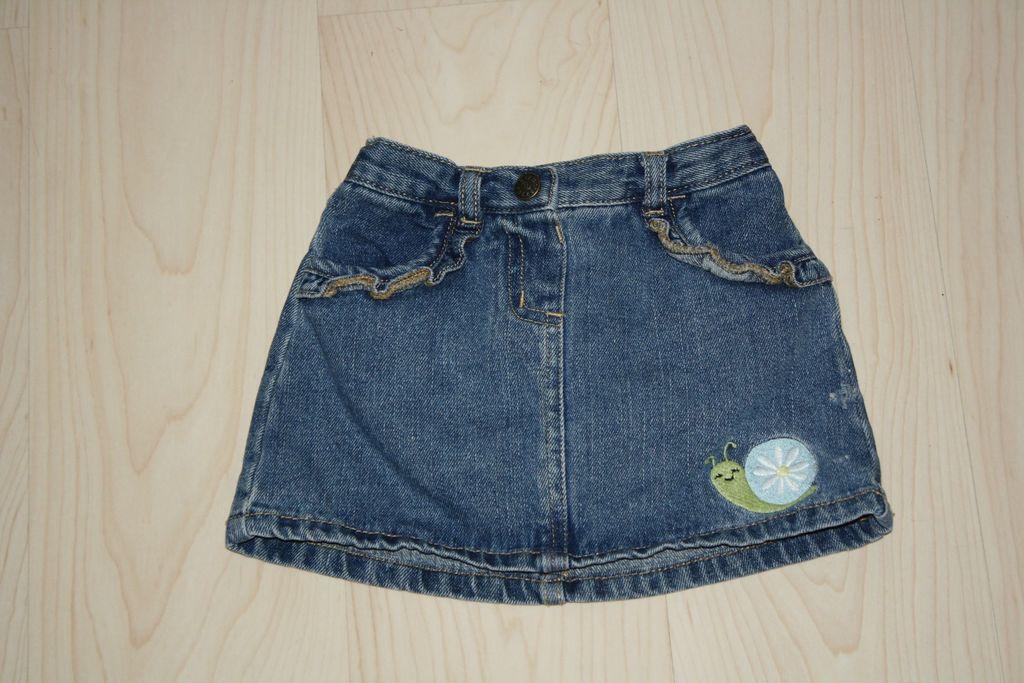 Джинсовая юбка Crazy8