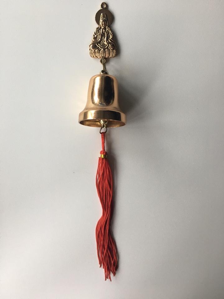 Буддийский колокольчик.