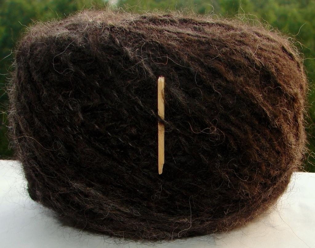 Пряжа  «Звезда Тибета щенячка»250м100грамм