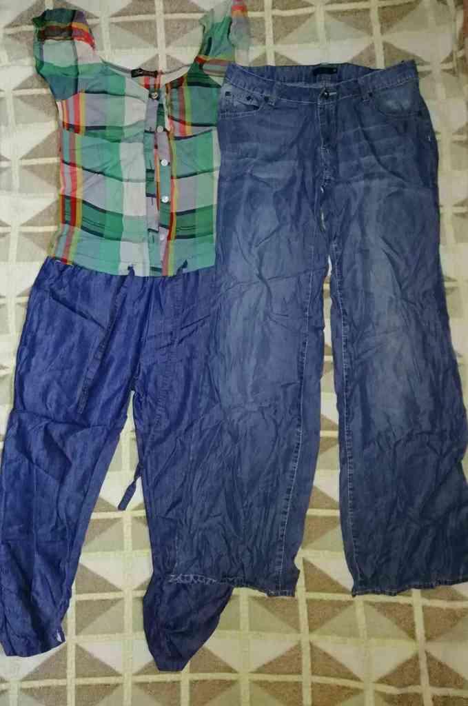 Одежда пакетом р 40-42 новые вещи цена за всё