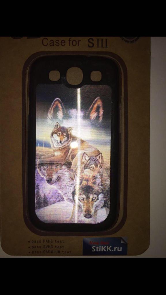 Чехлы Samsung Galaxy S3