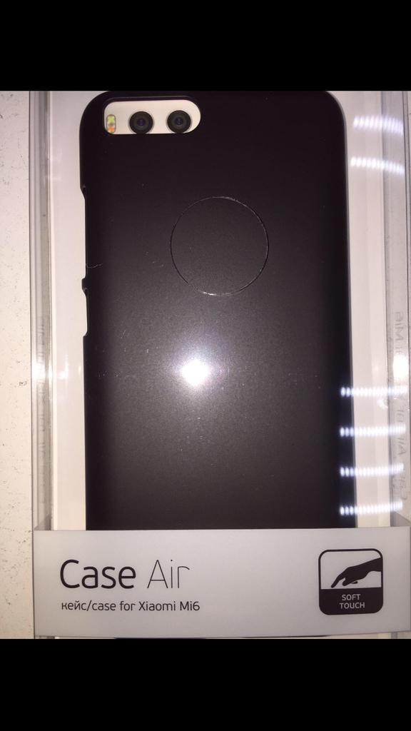 Чехлы Xiaomi Mi6