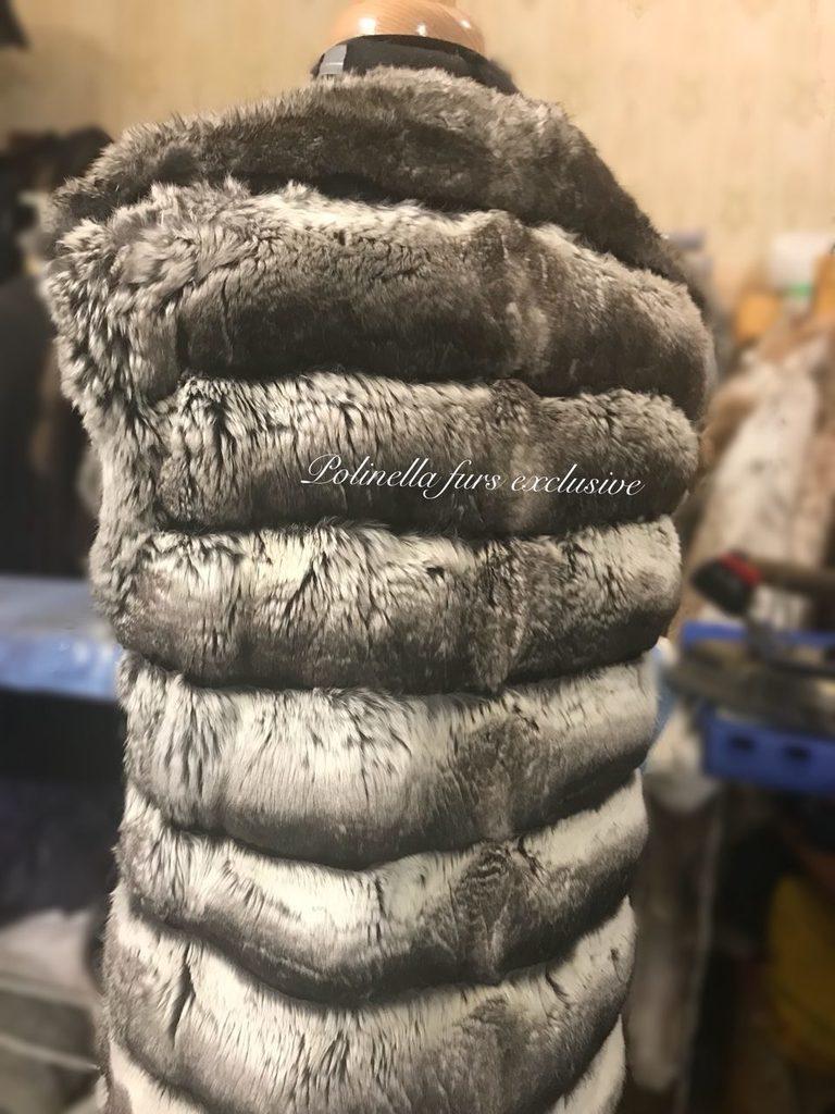 Чистка, реставрация, ремонт меховых изделий!