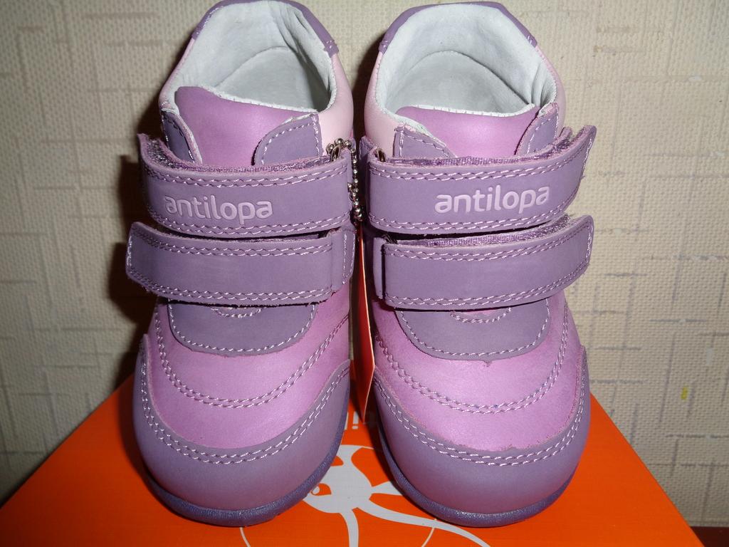 Ботинки Антилопа новые демисезонные