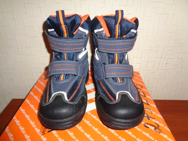 Ботинки Milton новые, демисезон