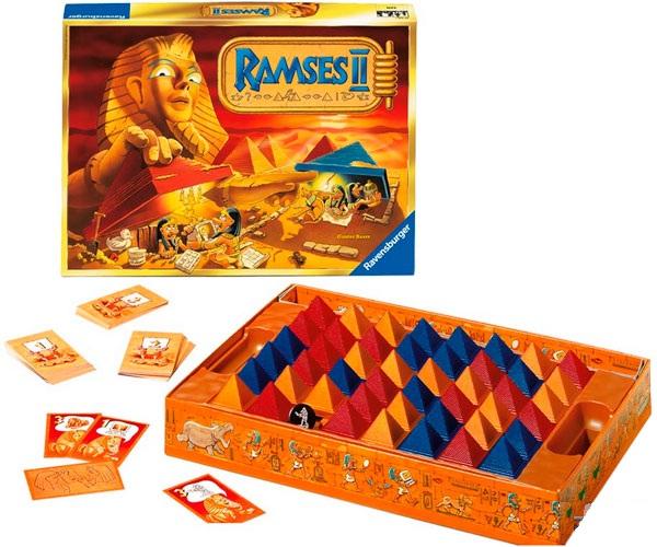 Рамзес Игра Видео Настольная 2 знаю