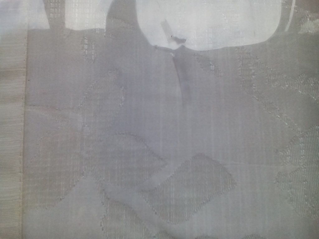 Новая Бамбуковая скатерть кремовая 160х220см