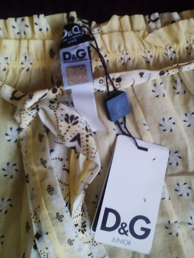 Новое шикарное парео D&G Dolce Gabbana р.3