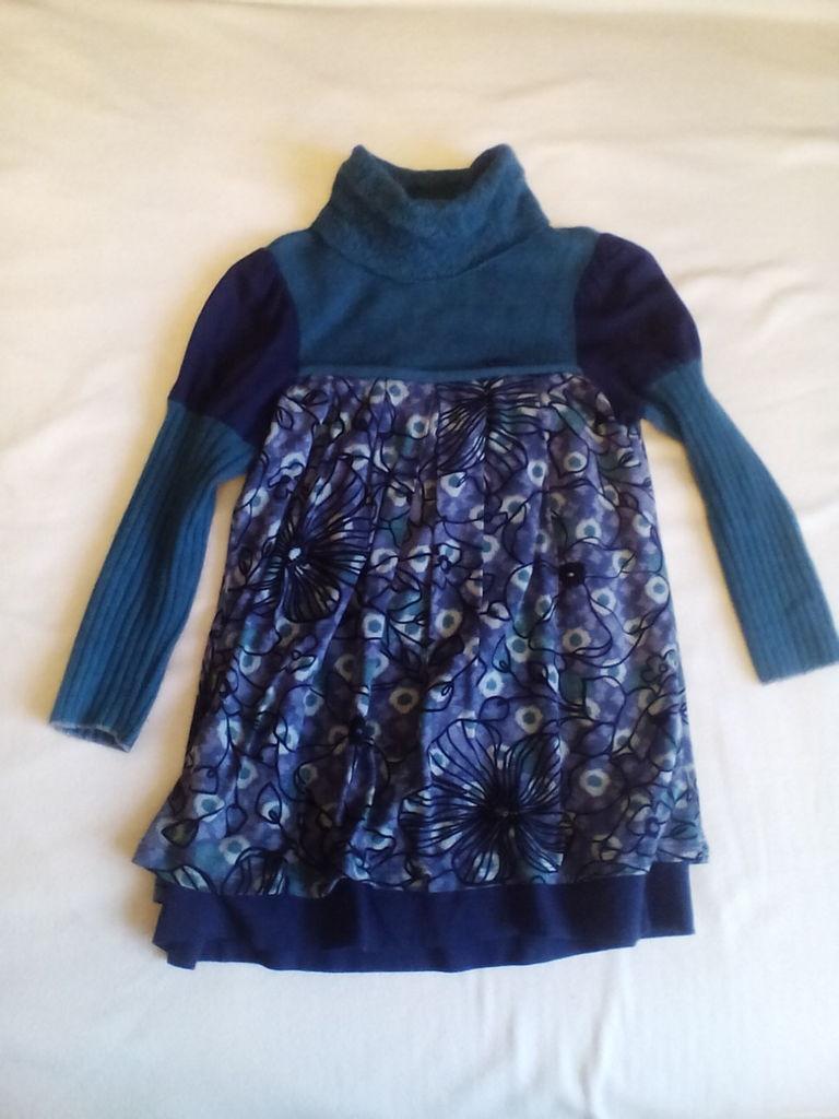 Шикарное платье 3-4 г Baby A Италия