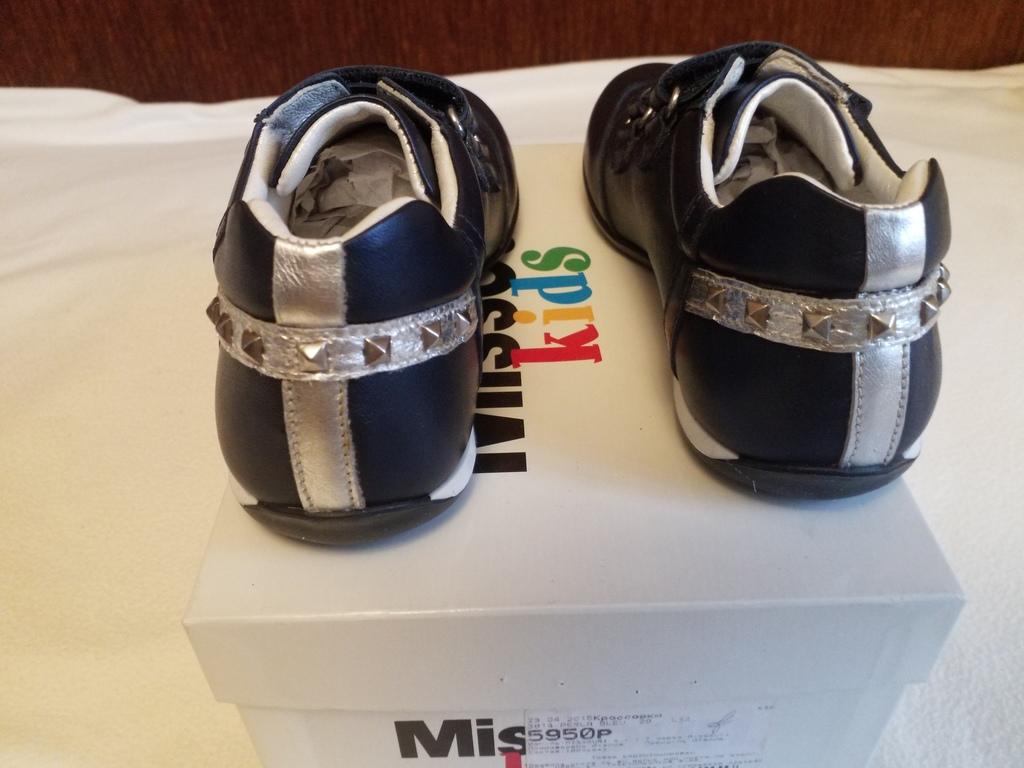 Новые Кроссовки Missouri р 29-19,5 см Италия
