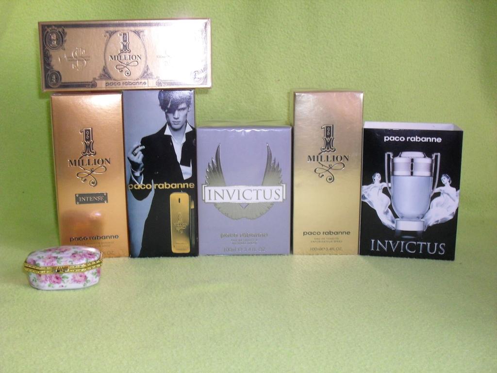 Любые ароматы Paco Rabanne