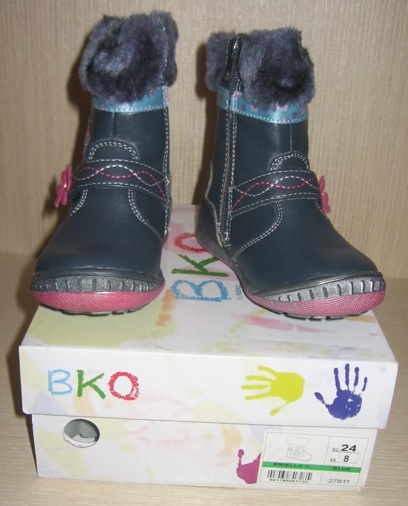 Сапожки Beeko(Канада) новые