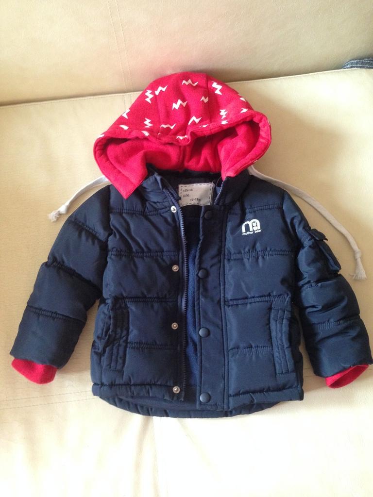 Куртка (полукомбинезон в подарок)