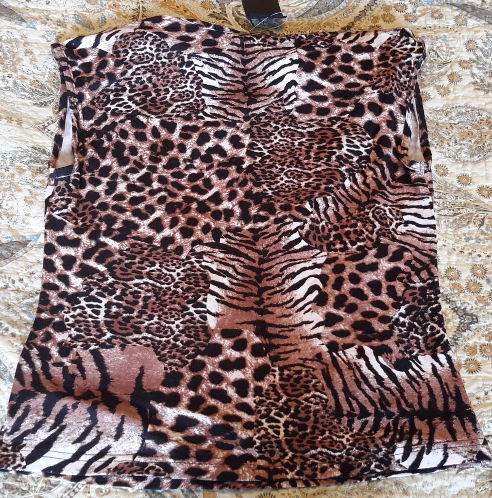 Стильная блузка Remix размер 46, но лучше 46-48