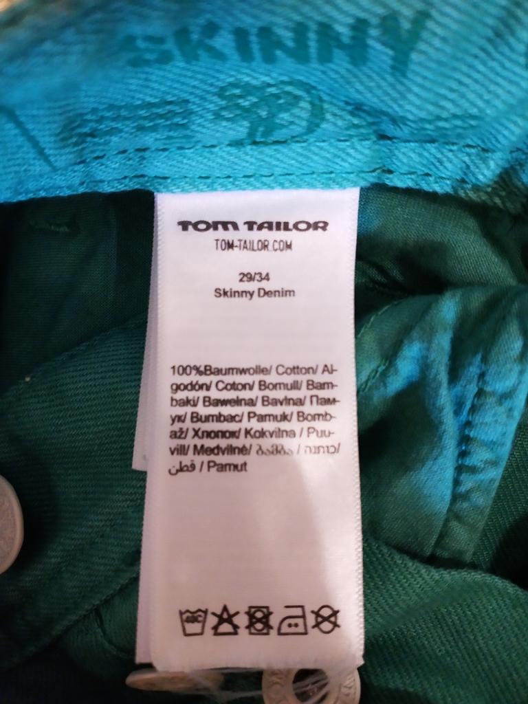 Джинсы Tom Tailor размер 29/34