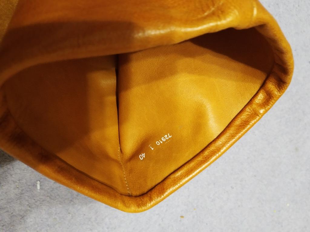 Сапоги Chie Mihara размер 40 на 39,5-40 цвет рыжий
