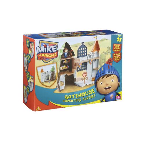 Игровой набор Mike The Knight Training Grounds, Fi