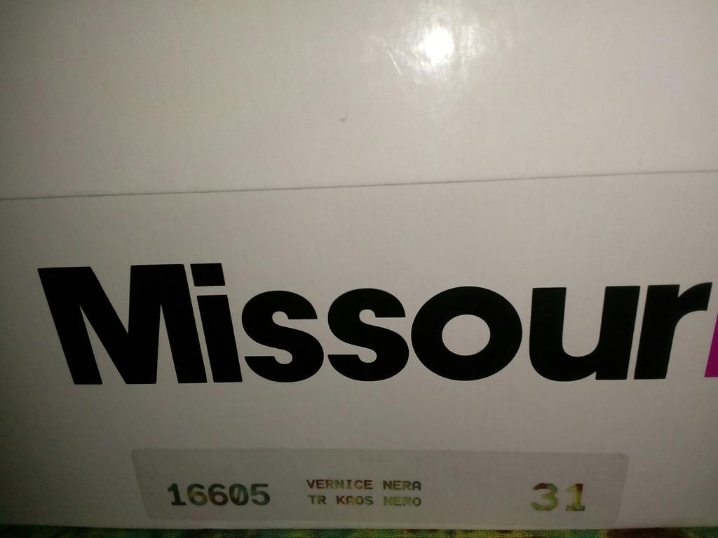Missouri! Бомба!!!💣