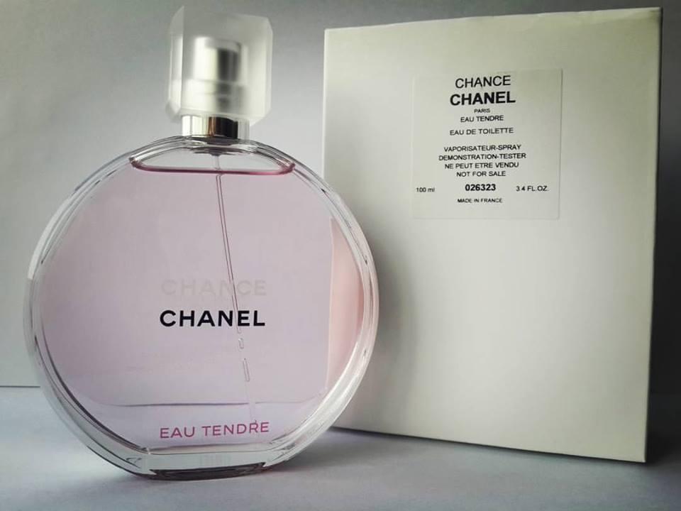 Тестер Chanel Chance Eau Tendre 100 ml