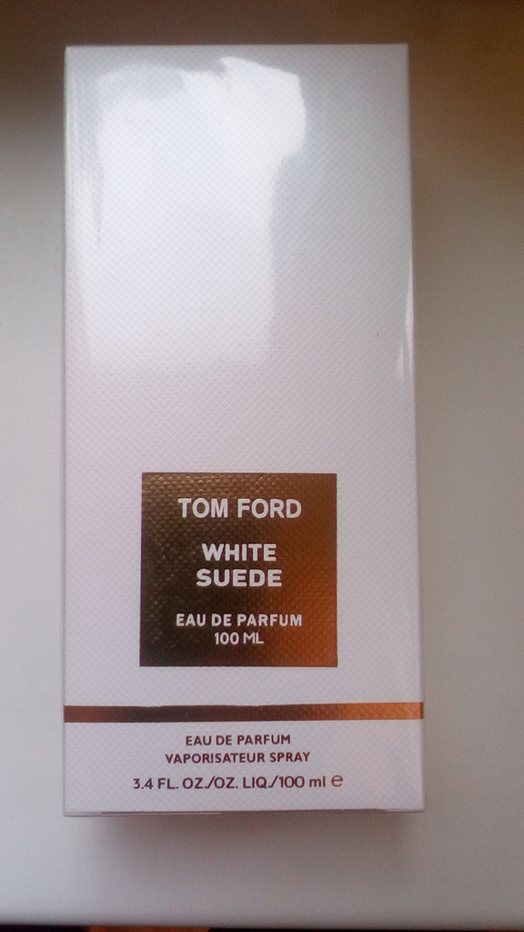 Tom Ford White Suede 100 ml