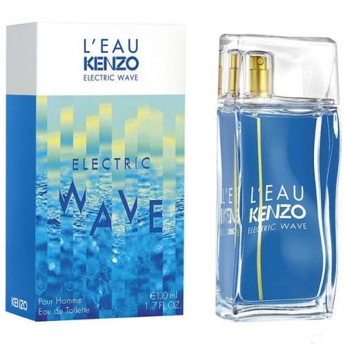 Kenzo Electric Wave Pour Homme 100 ml