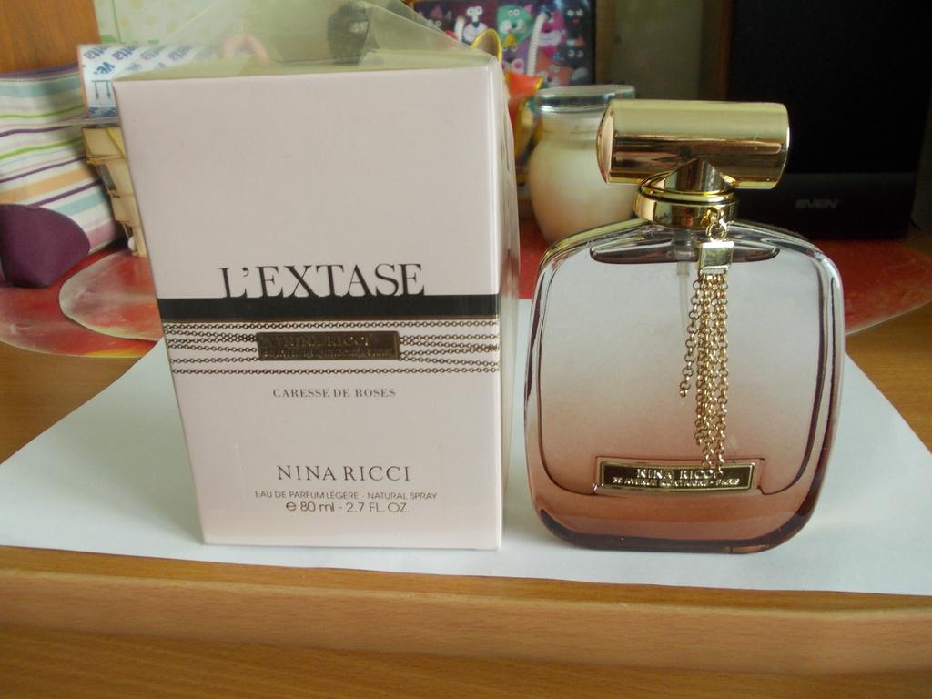 Nina Ricci L'extase Caresse De Roses 80 ml