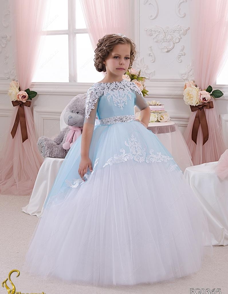 Детские платья нарядные новые