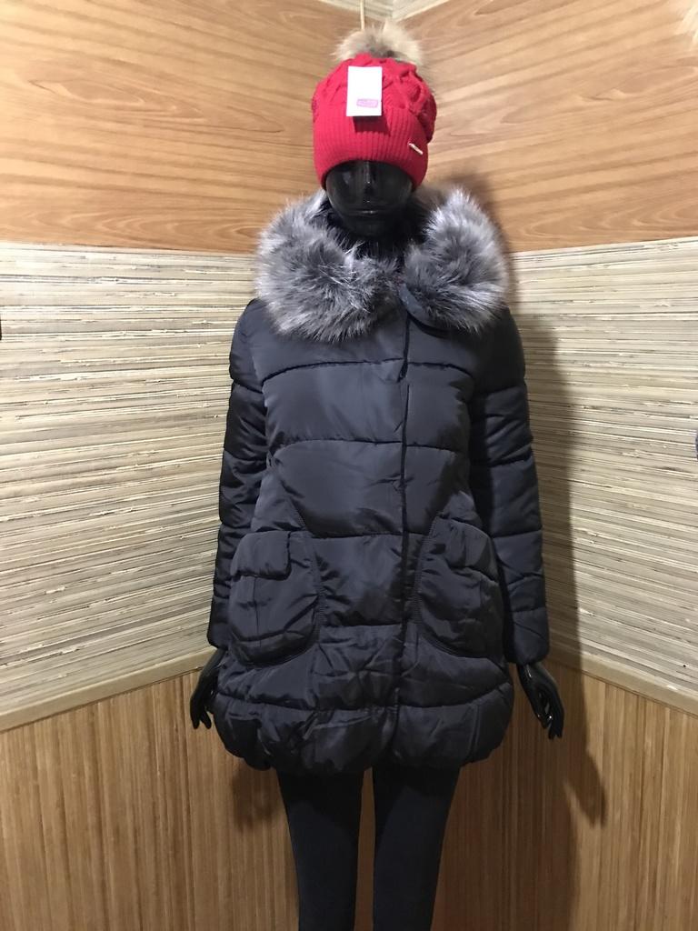 Женская куртка новая Бородина еврозима