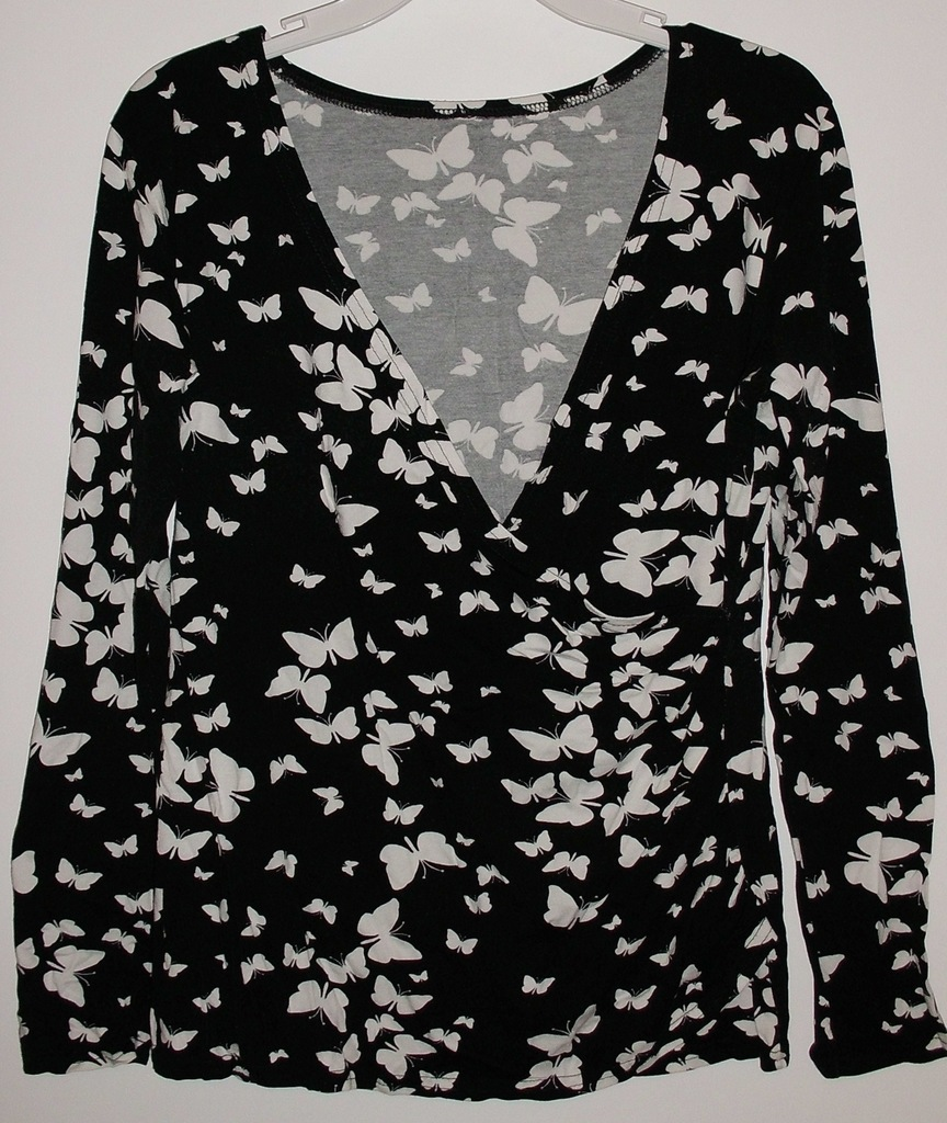 Кофта блузка трикотажная декольте вискоза р. 50-52