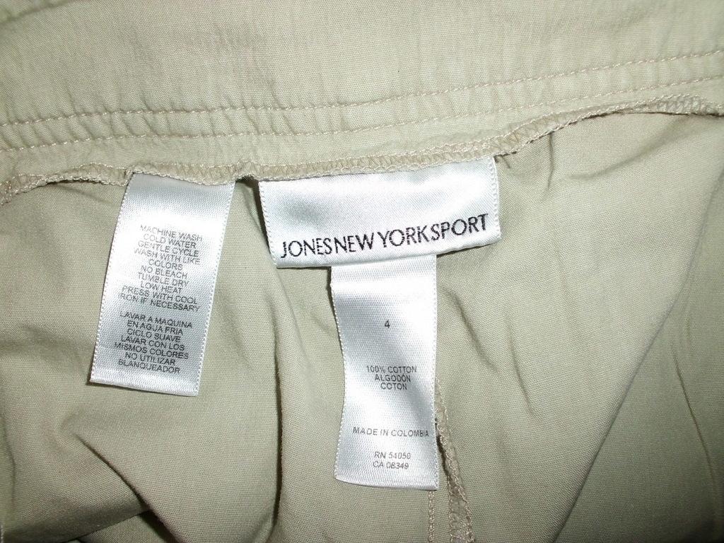Юбка шорты хлопок Jones NY Sport р. 42-44 (S)