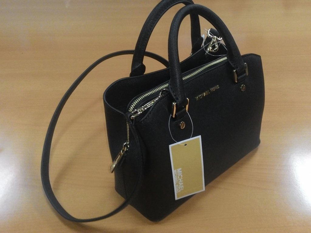 476677141481 Продаю ОРИГИНАЛ Новая черная сумка Michael Kors Savannah в Москве -  Барахолка Бебиблога