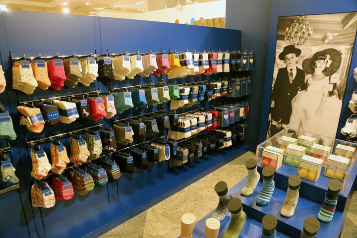 Оборудование для продажи колготок и чулочно носочных