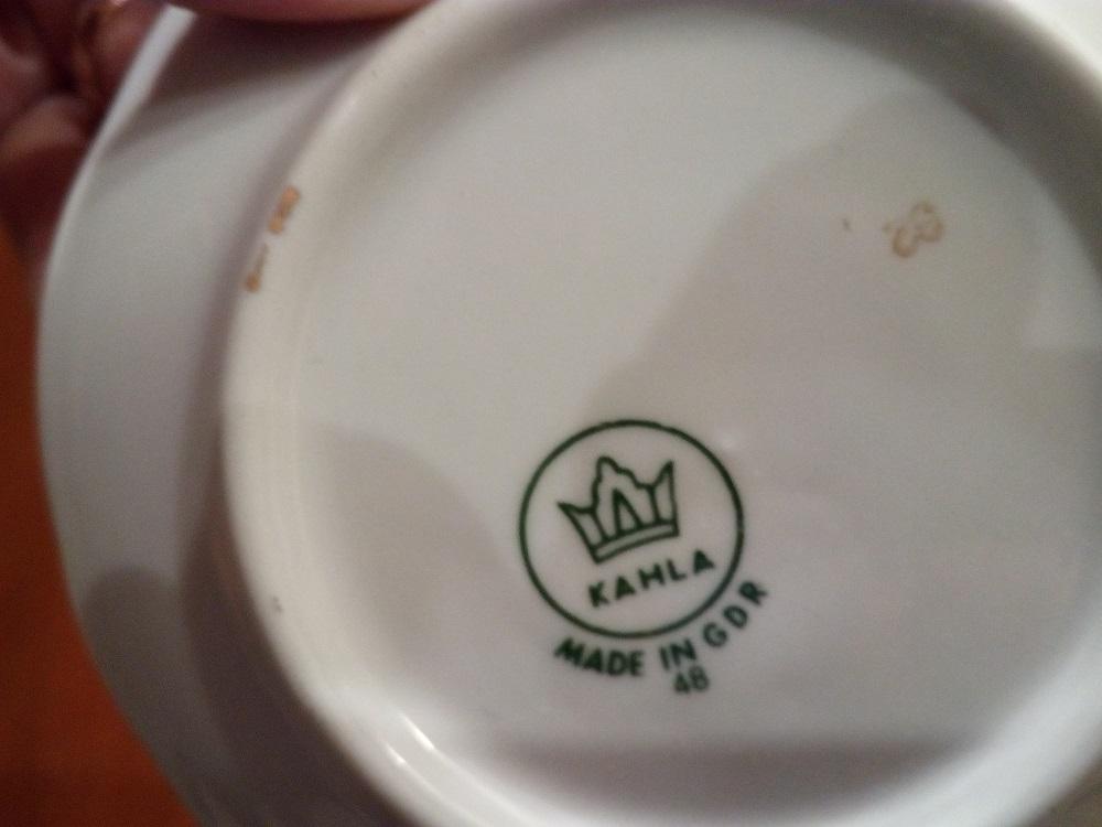 Новый, перламутровый,Чайно-Кофейный сервиз Мадонна