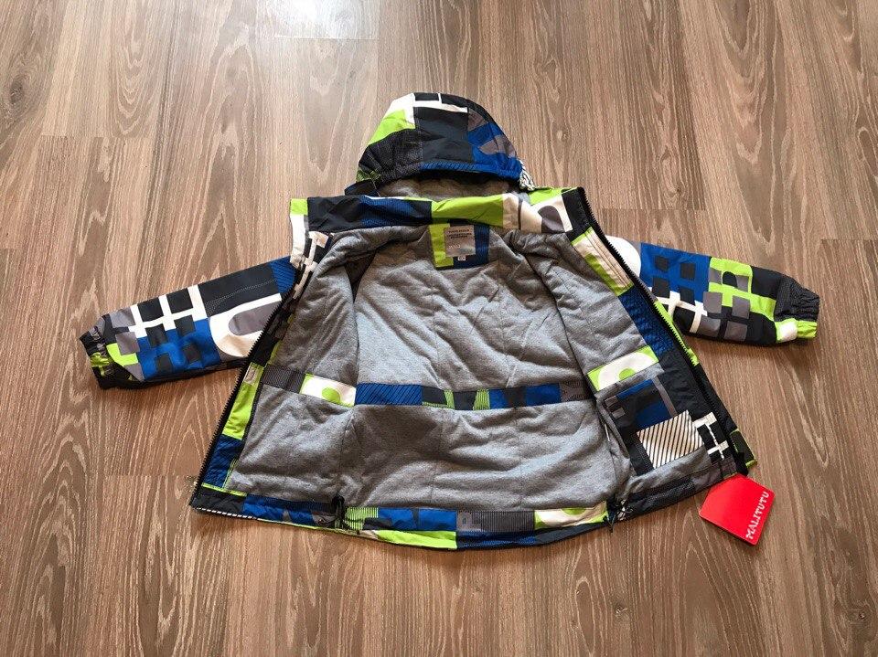 Мембранный весенний костюм комплект для детей