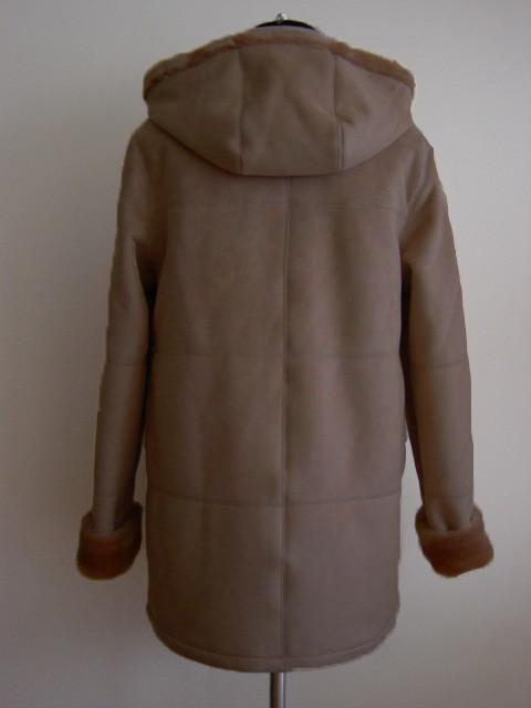 Куртка осенняя, дубленка, 50-52 р-р